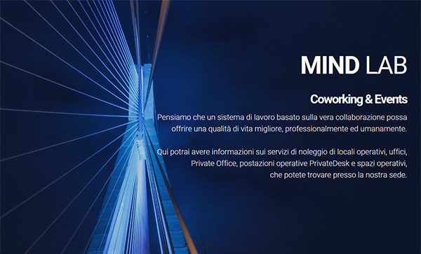 vai a sito web MIND LAB Coworking Village